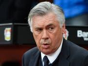 Carlo Ancelotti kehrt nach neun Jahren in sein Heimatland zurück und wird Trainer bei Napoli (Bild: KEYSTONE/AP/MARTIN MEISSNER)