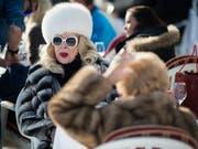 Teures Pflaster: Die Destination Engadin/St. Moritz belegt mit einem Preisniveau von 15'400 Franken pro Quadratmeter den ersten Rang unter den alpinen Feriendestinationen. (Bild: Keystone/GIAN EHRENZELLER)