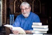Seit 1999 ist Hans Jörg Fehle Präsident der Vortrags- und Lesegesellschaft. (Bild: Mareycke Frehner)