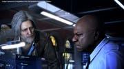 Polizist Hank Anderson (links) untersucht Zwischenfälle mit Androiden. (Bild: Sony)