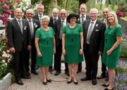 Auch der Verein Rosen- und Kulturwoche Bischofszell wird für sein kulturelles Engagement von den Rotariern prämiert. (Bild: PD)