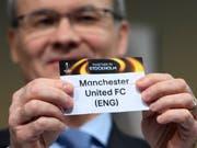 Manchester United ist der wertvollste Klub Europas (Bild: KEYSTONE/LAURENT GILLIERON)
