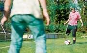 Olivia Meier: «Der FC Buchs ist für mich eine Familie geworden. Ein Stück Heimat.» (Bild: Mareycke Frehner)