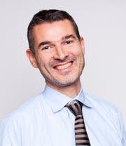 Kandidiert fürs Gemeindepräsidium: Herbert Imbach (50, parteilos). (Bild: PD)