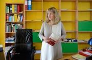 Morena Hofstettler Socha ist Ombudsfrau der Krankenversicherungen. (Bild: Nadia Schärli)