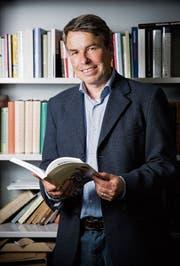 Prof. Dr. Ulrich Schmid ist seit 2007 Professor für Kultur und Gesellschaft Russlands an der Universität St. Gallen. (Bild: Mareycke Frehner)
