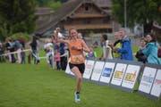 Christina Fenk sicherte sich den Titel in der Gesamtwertung. (Bild: PD)