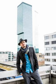 Der Sänger Dodo kommt diesen Freitag ins Casino Herisau. (Bild: Mareycke Frehner)