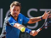 Stan Wawrinka konnte in Genf noch nicht sein bestes Tennis zeigen (Bild: KEYSTONE/EPA KEYSTONE/MARTIAL TREZZINI)