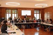 Der Einwohnerrat hat bei der Diskussion über die Jahresrechnung einiges zu besprechen. (Bild: Martin Schneider)