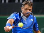 Stan Wawrinka kennt seinen ersten Gegner beim French Open (Bild: KEYSTONE/MARTIAL TREZZINI)