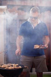 Beliebt, aber nicht ohne Risiko: der Mann am Feuer. (Bild: Getty)