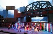 Letztes Jahr gab es für das Musical «Saturday Night Fever» noch Beiträge aus dem Lotteriefonds. (Bild: Raphael Rohner)