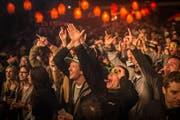 Volles Haus beim Auftritt des Goldacher DJ-Duos Soda in der Chesterfield Lounge im Jahr 2013. (Bild: Benjamin Manser)