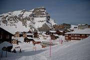 Dereinst für Winter- und Sommersportler besser verbunden? In den Schubladen gibt es Pläne für einen Zusammenschluss der Skigebiete Hasliberg Melchsee-Frutt (Bild) und Engelberg-Titlis. (Bild: Corinne Glanzmann (Kerns, 10. Januar 2018)