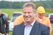 Walter Hugentobler, Gemeindepräsident Matzingen. (Bild: Donato Caspari)