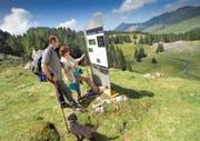 An diesem Wochenende lässt sich Spannendes in Natur und Landschaft entdecken. Bild: PD