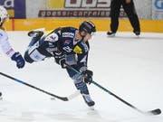Cory Emmerton (rechts) spielt künftig für Nowosibirsk in der KHL (Bild: KEYSTONE/TI-PRESS/ALESSANDRO CRINARI)