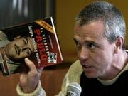 Er sass bereits 23 Jahre im Gefängnis, jetzt wurde er in Kolumbien erneut festgenommen: der frühere Auftragsmörder Jhon Jairo Velasquez. (Bild: KEYSTONE/AP/WILLIAM FERNANDO MARTINEZ)