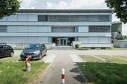 Umbau hinter der Fassade: Auf 1. Juli haben die Stadtwerke eine neue Struktur. (Bild: Hanspeter Schiess)