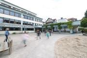 In der Heilpädagogischen Schule Toggenburg in Wattwil werden in diesem Schuljahr 59 Kinder unterrichtet. (Bild: PD)