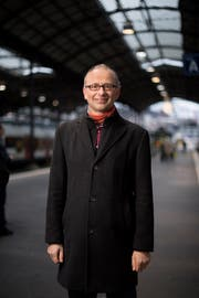 Michael Töngi kandidiert fürs VCS-Präsidium. (Bild: Corinne Glanzmann, 8. Dezember 2017).