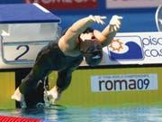 Daniela Samulski gehörte zu den besten Schwimmerinnen ihrer Zeit (Bild: Keystone/AP/Michael Sohn)