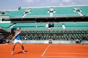 Holt Rafael Nadal seinen elften Titel am French Open? Bild: Claude Diderich/Freshfocus (Paris, 25. Mai 2018)