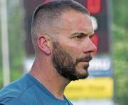 Trainer Elio Marino stabilisierte die Mannschaft und machte sie zu einem Drittliga-Aufstiegsaspirant. (Bild: uh)
