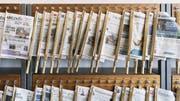 Gefährden Zeitungsverbünde Föderalismus und regionale Verbundenheit? (Bild: Keystone)