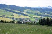 Angrenzend an Schwellbrunn liegt Schönengrund zwischen dem Hochhamm und der Chäseren. (Bild: bei)