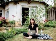 Barbara Achermann lebte während der Recherche für ihr Buch in der Hauptstadt Kigali. (Bild: Alice Kayibanda)