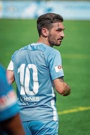 Davide Palatucci bestritt 288 Partien für Zug 94. (Bild: Christian H. Hildebrand, 26. Mai 2018)