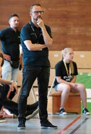 Martin Albertsen (44) sieht im Schweizer Frauen-Nationalteam viel Potenzial. (Bild: Imago (Bietigheim, 26. Mai 2018))
