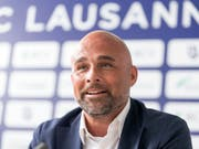 Neuer Job bei Lausanne: Trainer Giorgio Contini (Bild: KEYSTONE/CYRIL ZINGARO)