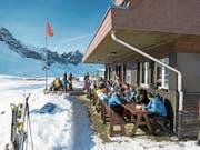 Das Skihaus auf Melchsee-Frutt soll nicht mehr nur im Winter Hochbetrieb haben. (Bild: PD)