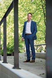 Ivan Buck ist seit März Direktor der Wirtschaftsförderung Luzern. (Bild: Eveline Beerkircher (Luzern, 23.Mai 2018))
