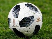 Oldrich Nejedlys Tore wurden in einer Zeit erzielt, als es noch keine farbigen Bilder oder modernen WM-Bälle gab (Bild: KEYSTONE/AP/ANTONIO CALANNI)