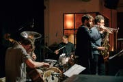 Silvan Schmid Quintett.