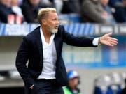 Thorsten Fink erhält fürs Mittelfeld Verstärkung aus Österreich (Bild: KEYSTONE/WALTER BIERI)