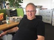 Klaus Hämmerle, 59, Lokalredaktor, Lustenau