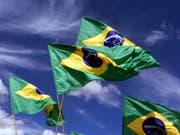 Leonidas hat sich seinen Platz in Brasiliens Fussball-Geschichte durch Barfuss-Tore gesichert (Bild: KEYSTONE/AP/ERALDO PERES)