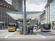Busfahren in der Stadt St.Gallen wird für Jugendliche nicht günstiger. (Bild: Hanspeter Schiess)