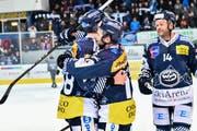 Der HC Ambri-Piotta und die Skiarena Andermatt-Sedrun haben ihre Partnerschaft bestätigt. (Michela Locatelli/freshfocus)