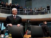 Das US-Justizministerium beschuldigt Volkswagens ehemaligen Konzernchef Martin Winterkorn der Mittäterschaft im Abgasskandal. (Bild: KEYSTONE/AP/MICHAEL SOHN)