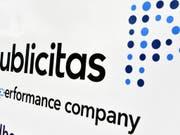 Publicitas hat den Verlegern am Donnerstag ein neues Geschäftsmodell präsentiert. Dieses soll die Verlage von einer weiteren Zusammenarbeit überzeugen. (Bild: Keystone/WALTER BIERI)