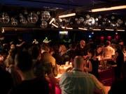 Im gut besuchten Zürcher Musikclub Moods wurde am Donnerstagabend der Gewinner des ZKB Jazzpreises erkoren. (Bild: KEYSTONE/ENNIO LEANZA)
