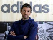 Scheint alles richtig zu machen: Der neue Adidas-Chef Kasper Rorsted. (Bild: Keystone/AP/MATTHIAS SCHRADER)