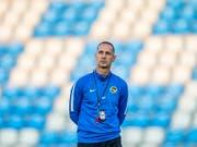 Adi Hütter trainiert künftig Eintracht Frankfurt (Bild: KEYSTONE/THOMAS HODEL)