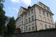 Die Mädchensekundarschule St.Katharina hat eine mehr als 200-jährige Geschichte. (Bild: Hans Suter)